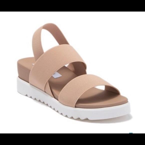 Steve Madden Finesse Blush Sandals
